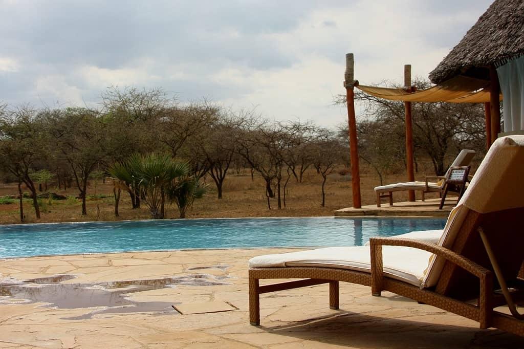 Luxury Safari Lodges Zimbabwe