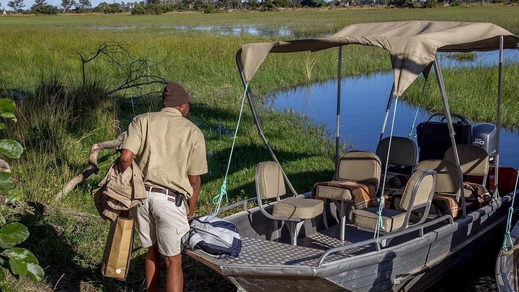 Okavango Delta Best Safaris